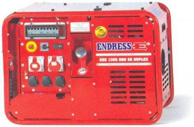 Elektrocentrála ENDRESS