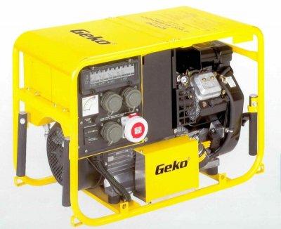 Elektrocentrála GEKO