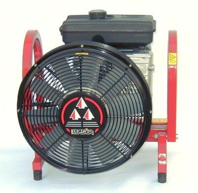 Turboventilátor přetlakový MT 224