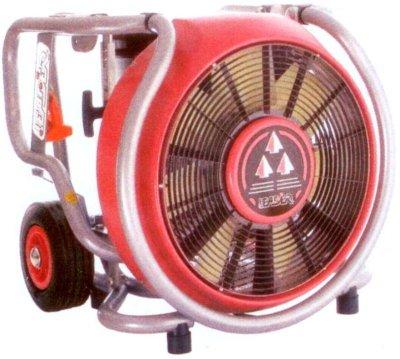 Turboventilátor přetlakový MT 236 EASY