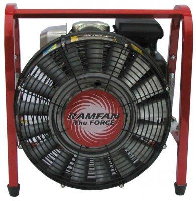 Turboventilátor přetlakový RAMFAN GF164SE