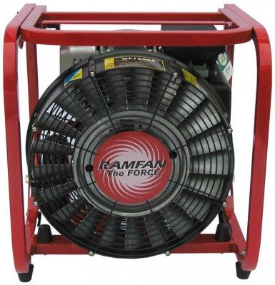 Turboventilátor přetlakový RAMFAN GF165SE